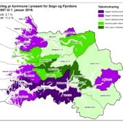 Folketalsutvikling SF 2007-2015